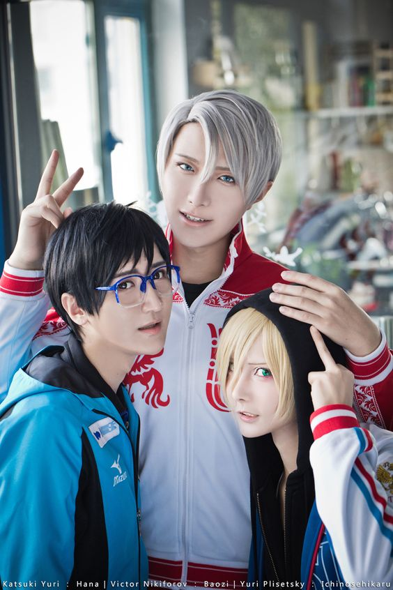Victor Nikiforov (Yuri!!! on ice) ♥♥♥♥♥♥♥♥♥♥♥♥♥♥♡♡♡♡♡♡♡♡♡ PERFECTTTTTTTTOOOOO ♥♥♥♥♥♥: