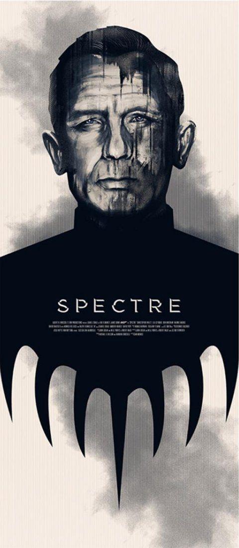 Spectre Les Plus Belles Affiches De Fans Dessin Cinema Poster Affiche Affiche Cinema