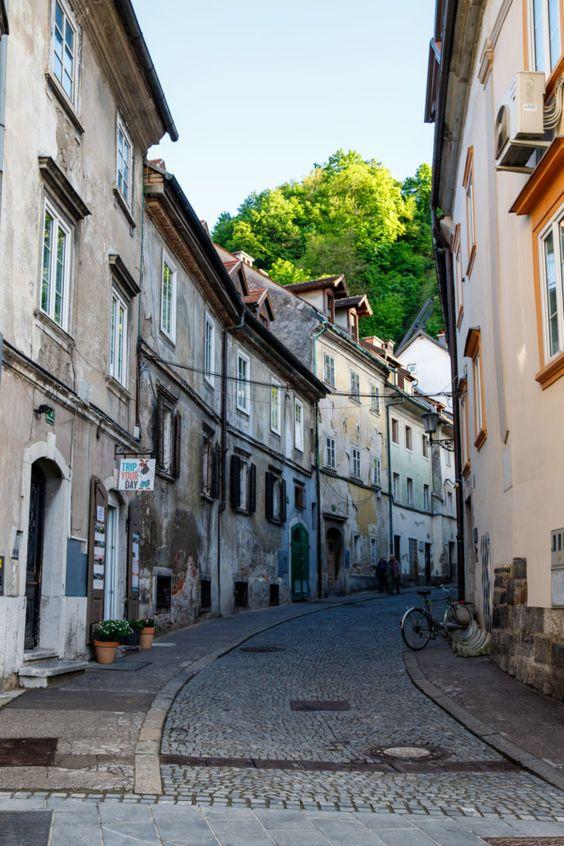 The Charming City Of Ljubljana Slovenia Love And Olive Oil In 2020 Ljubljana Slovenia City