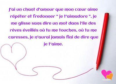 Mots Damour Phrases Et Textes Romantiques Mots Damour