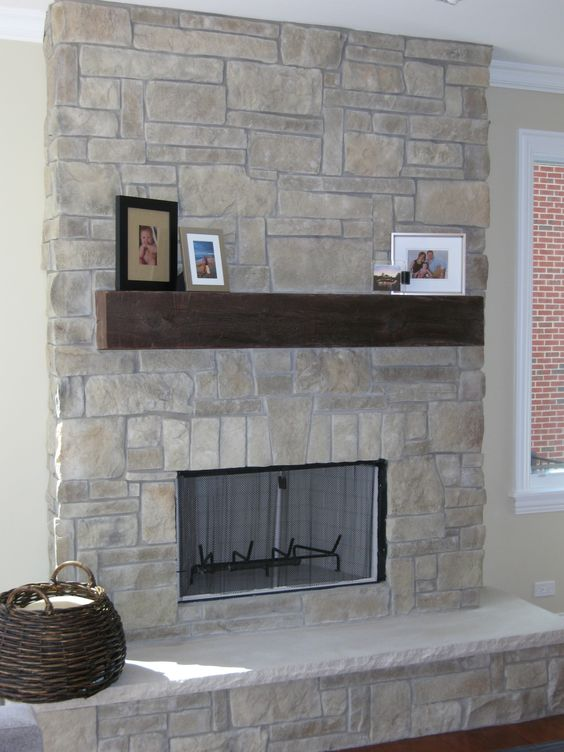 Stone Fireplace FAQs - North Star Stone