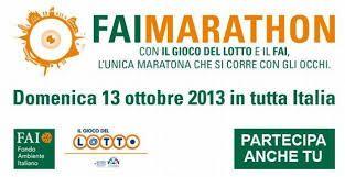 FAIMARATHON 2013 – CAGLIARI,SASSARI,NUORO – DOMENICA 13 OTTOBRE 2013