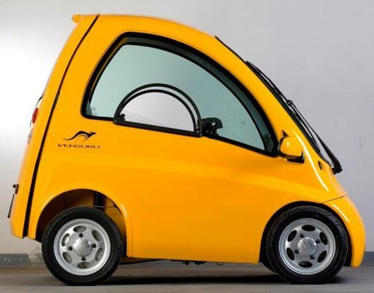 Kenguru EV offers new levels of mobility for wheelchair users.