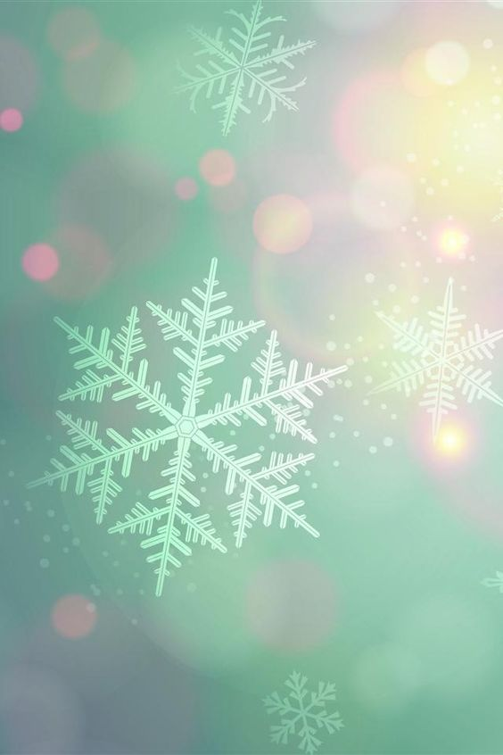 wallpaper crystal snowflake background - photo #22