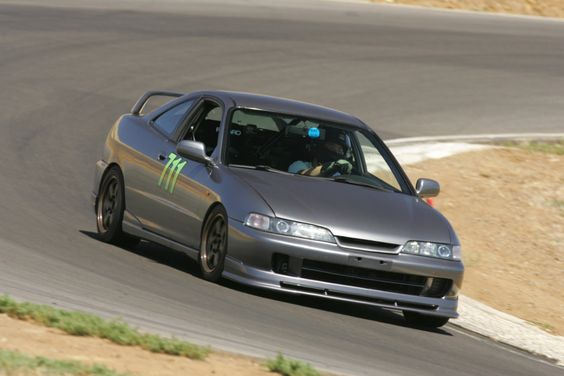 HPDE Integra Type-R (my personal car)  Track: Thunderhill Raceway Park, Willows, CA
