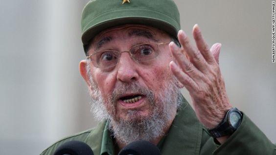 Saturday: Fidel Castro dies. Monday: Fidel Castro registers as a Democrat in Florida. : The_Donald