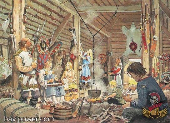 Viking Social Structure Vikings Viking History Viking Age