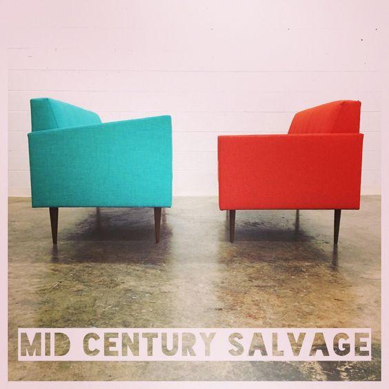 The Judy www.midcenturysalvage.com #midcenturymodern #midcenturysalvage #charlotte #mcm
