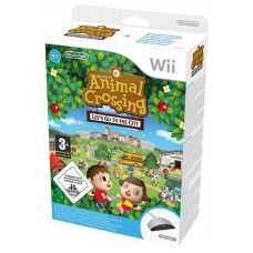 Animal Crossing: Let's Go To The City With Wii Speak for Nintendo Wii from…