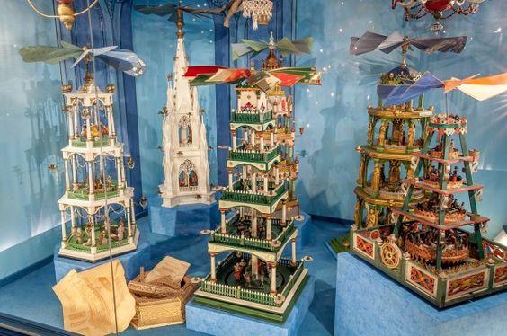 Музей Різдва, Ротенбург, Німеччина