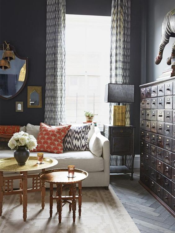 Gardens hgtv star and apartments on pinterest for Genevieve gorder living room designs