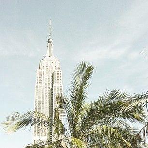 によるInstagramの写真ficklekitten - . Empire is in Hawaii . . ブランチは5番街のルーフトップテラスで。 .