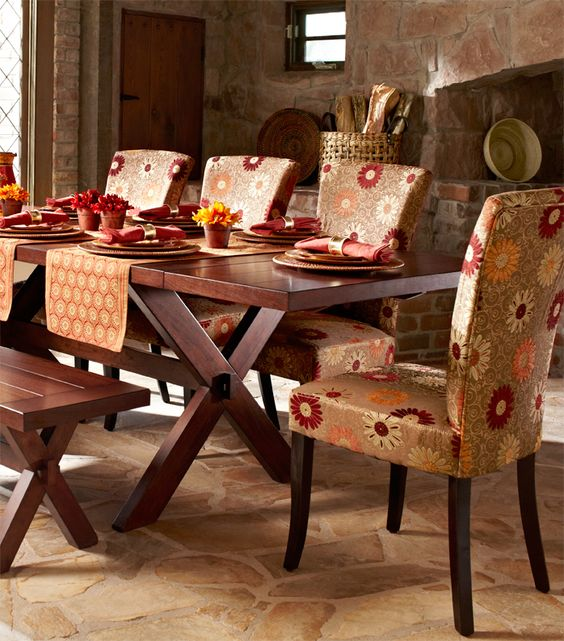 Pier 1 Daisy Dining Chairs Are Clearly No Garden-variety