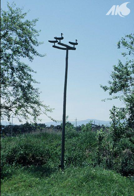 Sottae (spirit pole), Korea