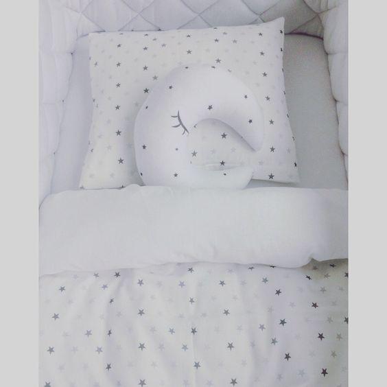 Unsere neue Bettwäsche-Kollektion Stars ist ab sofort im Shop erhältlich ➡️➡️➡️www.effii-kids.de