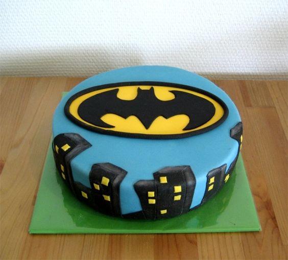 Batman Cake cakes
