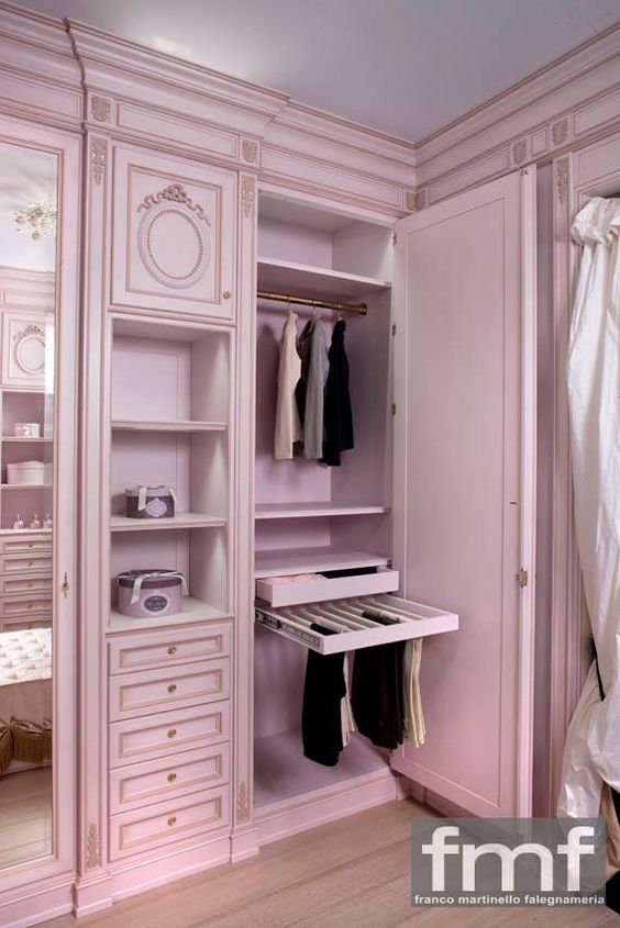 closet planing