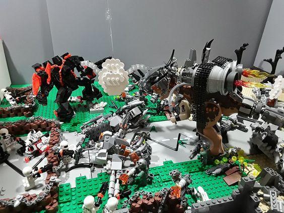 Forum Battles: IMMORTAL BROOTALITY - TURN TWO!!! by Kommander Ken