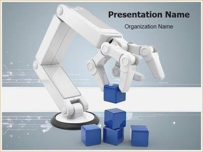 Robot Powerpoint Template Free Powerpoint Template Robot Powerpoint Template Free Powerpoint Powerpoint Themes