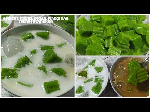 Resep Es Bongko Enak Segar Wangi Cocok Sekali Buat Takjil Ide Jualan Di Bulan Ramadhan Youtube Resep Makanan Makanan Resep