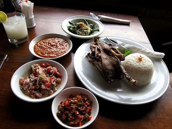 レシピとお料理がひらめくSnapDish - 3件のもぐもぐ - Balinese bebek betutu and sambal by tiffany chendrainy