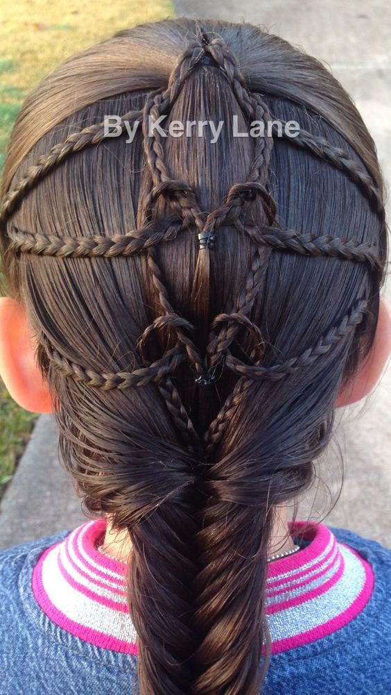 Mermaids, Braids and Mermaid braid on Pinterest