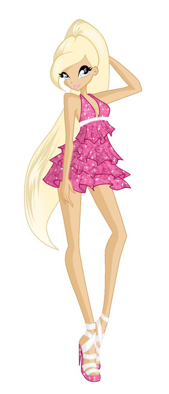 Callie in casual wear - RQ by magicalcolourofwinx: