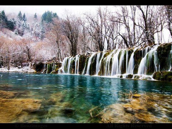 Shuzheng Valley , JIUZHAIGOU national park......Sichuan, China