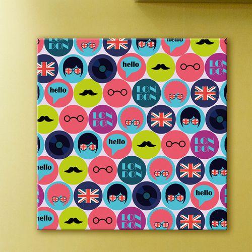 Union Jack Pop Art And Art On Pinterest