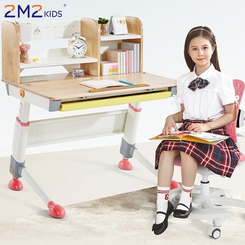 Check This Adjustable Desk And Chair On Shopee Kids Desk Chair Adjustable Desk Kids Bedroom Furniture