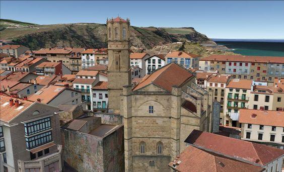 Basque Country, Gipuzkoa, Getaria:
