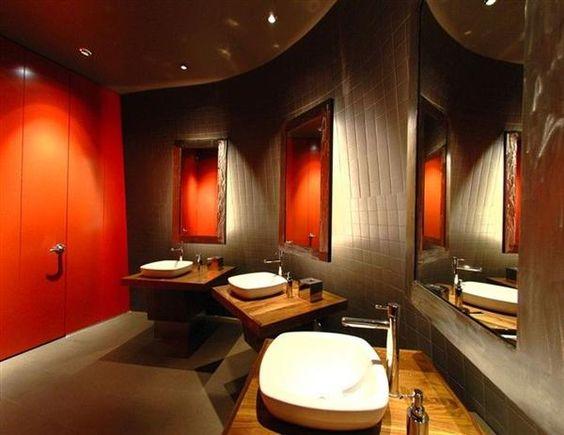 Simple washbasin design of frida mexican restaurant g