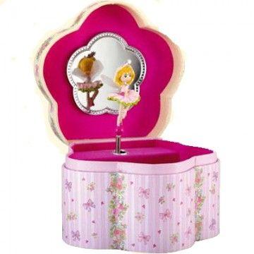 Princess Lillifee - Flower Music Box
