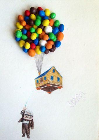 Artista iraquiano cria ilustrações divertidas usando objetos comuns | Virgula