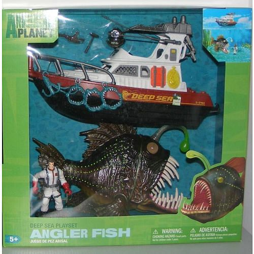 Animal Planet Deep Sea Dino Adventure Playset Pinterest