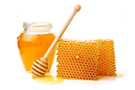 Honey, honeycomb