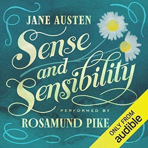 Sense And Sensibility Rosamund Pike Audio Books Jane Austen