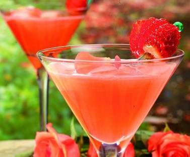 Cocktail un t la campagne recette cocktails et for Cocktail thermomix