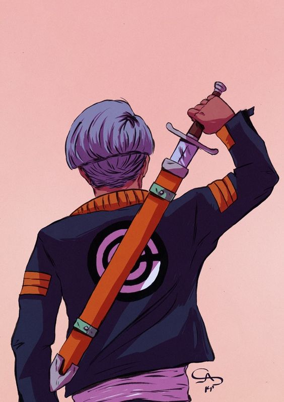trunks the sword and change 3 on pinterest