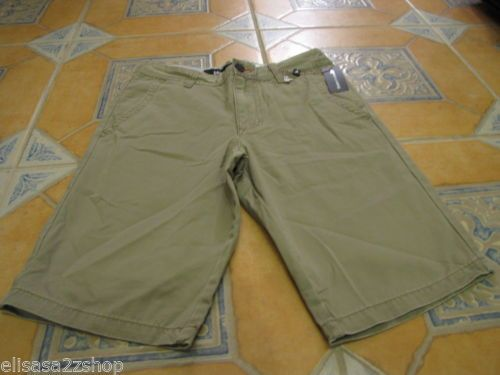 Men's RARE Modern Amusement walk casual shorts 28 khaki brown CROW NEW NWT surf
