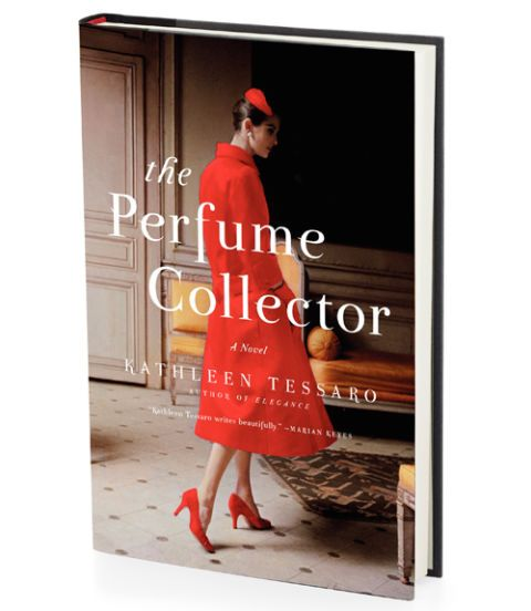 By Kathleen Tessaro Fragrance, fashion, and a puzzling bequest lead a 1950s British socialite into a whirl of Parisian intrigue. Buy The Perfume Collector