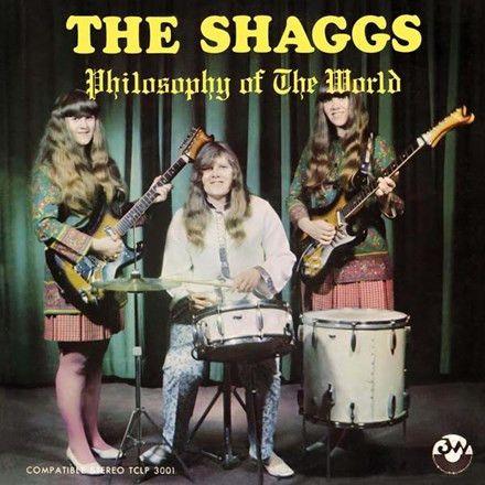 The Shaggs - Philosophy of the World Vinyl LP September 9 2016 Pre-order