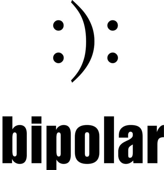 Bipolar symbol google search a great tattoo humor for Bipolar disorder tattoo