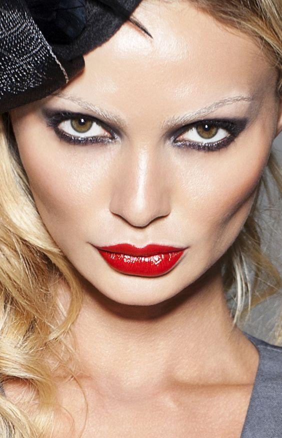 GIA SKOVA, Russian actress/supermodel