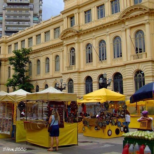 FEIRA HIPPIE DA AV. AFONSO PENA — em Belo Horizonte: