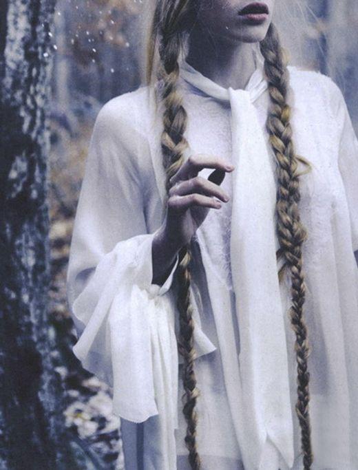 Fairytale fashion fantasy / karen cox.  ♔ .Gorgeous....