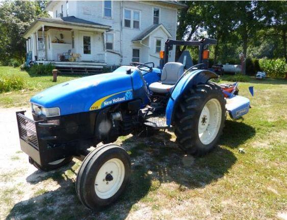 New Holland Tt45a Tt50a 4 Cyl Tractor Parts Catalog Manual Service Repair Manuals Pdf Tractors Parts Catalog New Holland