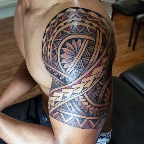 101 Best Tribal Tattoos For Men Cool Designs Ideas 2020 Guide Tribal Tattoos For Men Tribal Tattoos Maori Tattoo