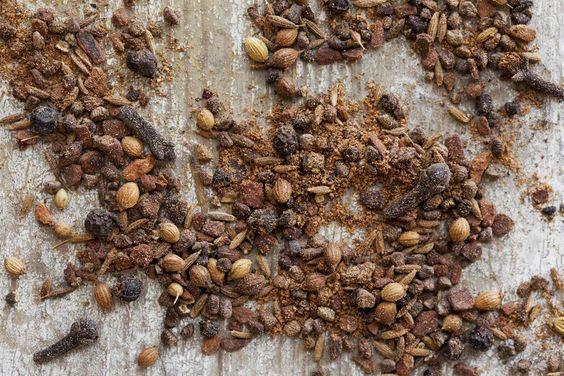 Garam Masala - Kashmiri: Cardamom Seed, Cassia Chip, Coriander ...