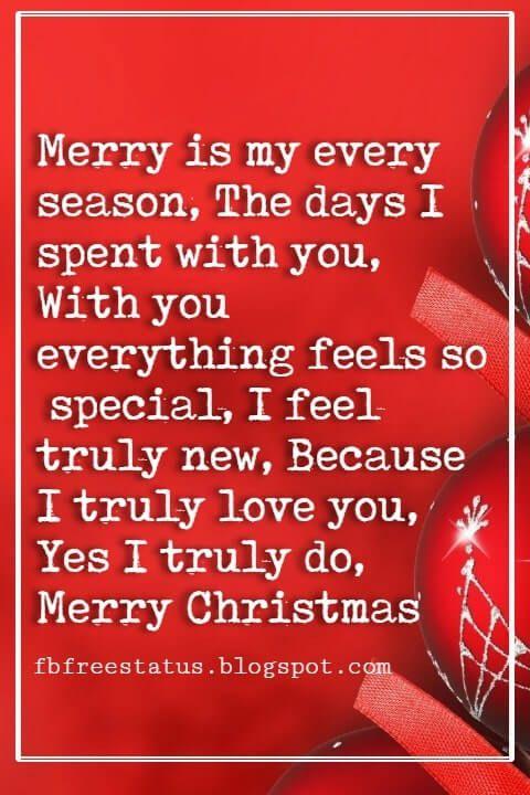 Merry Christmas I Love You.Pin On Christmas Quotes